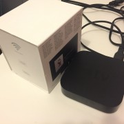 Vendo AppleTV.