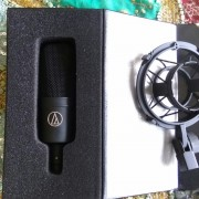 Audio technica AT 4033a ¡Envio incluido!