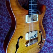 PRS Mcarty Archtop 10 Top