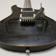 "PRS SE Custom 24 ""Floyd"" 2018 Gray Black EMG 81-85"