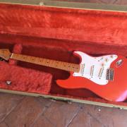 Fender Stratocaster AVRI 1991 fiesta red