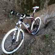Cambio Mountain bike CARBONO por guitarra