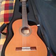 Guitarra Clásica: José Torres JTC-30ce + estuche