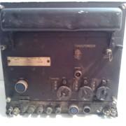 Transpondedor AN APX-25  IFF RT-279 APX  Receptor transmisor de radio.
