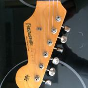 Stratocaster 62 réplica de Fender.  Made in Japan, por Fernandes.