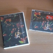 G3 - Satriani / Johnson / Vai: lote CD y DVD