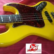 Greco JB-450. 1976. Nitro Aged Yellow.