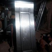 Rampa aluminio furgoneta
