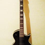 LTD-ESP Eclipse EC-401 Black Satin EMG 81/60 Made in KOREA - Oferta, 400€!