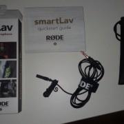Microfono Lavalier de RODE SmartLav
