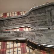 Funda guitarra dura