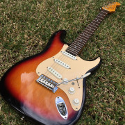 Guitarra Fender Stratocaster ?1982? Japan Strat 1982?