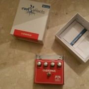 Pedal overdrive Palmer