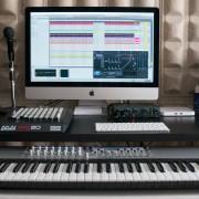 Curso producción musical Ableton / Logic X