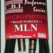 Cable micrófono