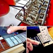 Ajustes de guitarras