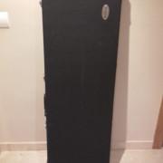 Estuche Rígido Rockcase RC 10622B Warlock Bass Case