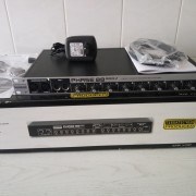 Interface de audio TERRATEC PHASE 88 RACK FIREWIRE