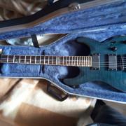 Guitarra ESP LTD H202 con pastillas EMG Zakk Wylde