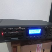 EMU esi32 sampler y tarjeta turbo efectos