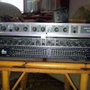 excitador aural aphex 104/compresorMDX2100/ ecualizador DBX 1531X