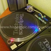 Giradiscos Technics SL 1210 M5G + Ortofon ConcordeScratch + aguja