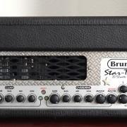 Cabezal Brunetti Star-T-Rack Stereo Class A 2X 20W MIDI