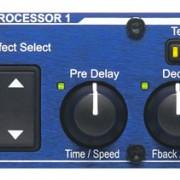 Multiefectos Lexicon MX200 - Reverb - Delay - Phaser
