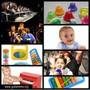 Clases de música para bebés en Satélite, Naucalpan. Genesys