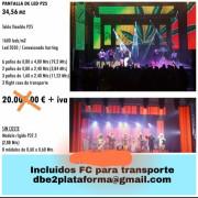 PANTALLA DE LED P25