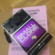 Electro Harmonix Small-Clone caja grande ed