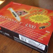 Tarjeta PCI Firewire Adaptec FireConnect 4300
