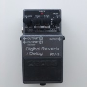 Boss RV-3 Digital Reverb/Delay de 1996