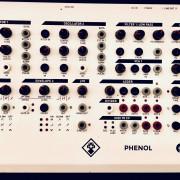 Kilpatrick Phenol sintetizador modular analógico