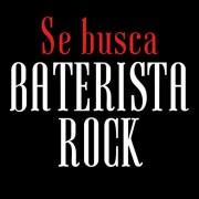 Se busca Batería Rock