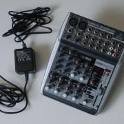 mezclador behringer QX1002USB
