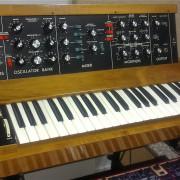 Moog Minimoog synthesizer model D