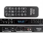 DENON DN-F350 Reproductor de audio desde Bluetooth, USB, SD y entrada AUX. Entrada Mic/Line. NUEVO