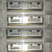 KIT 16GB MEMORIA RAM MAC PRO  4GB x4 DDR2 PC2 ECC 667