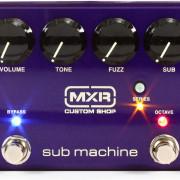 Mxr Fuzz con doble octavador