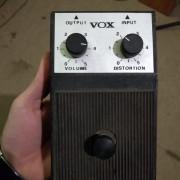 VOX '70 distorsion fuzz vintage rare