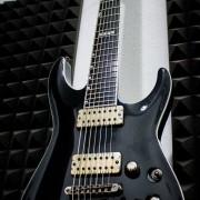 ESP Horizon 7 NTII Bareknuckle Juggernaut + Set EMG 707