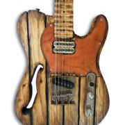 Guitarra eléctrica Martper Guitars Telecaster American Vintage