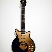Brian May Red Special Black & Gold
