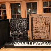 Moog Model 15 Modular sintetizador Vintage