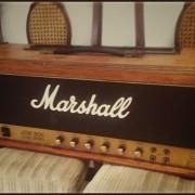Marshall JCM 800 MK II Super Lead 100W