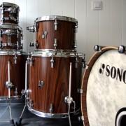 Sonor SQ2 Rock Palisander NUEVA
