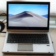 HACKINTOSH HP 8470P i7 QUAD 8GB MOJAVE SSD 250Gb