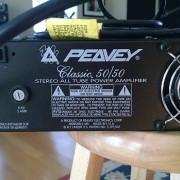 (O cambio) Etapa Classic 50/50 Stereo All Tube Power Amp