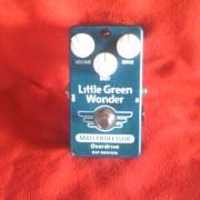 Pedal Guitarra Mad Professor Little Green
